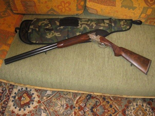 Оружейный барон: мужчину осудили за незаконную продажу ружья
