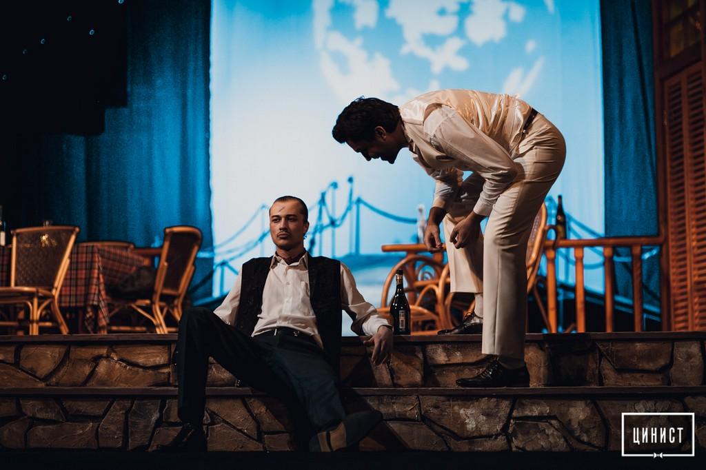 """На сцене Тверского драматического театра сыграют комедию """"Дикарь"""""""