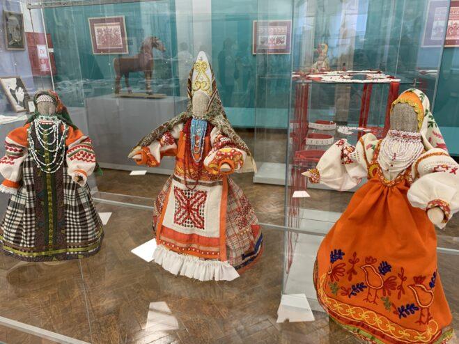 квест-экскурсия по выставке Святочные истории