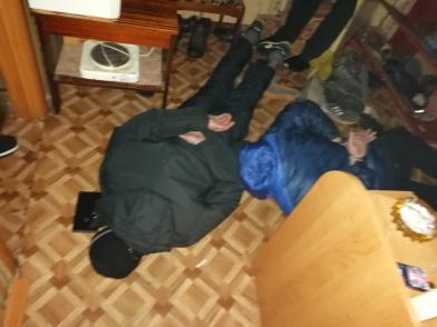 В одной из квартир Тверской области полицейские обнаружили наркопритон