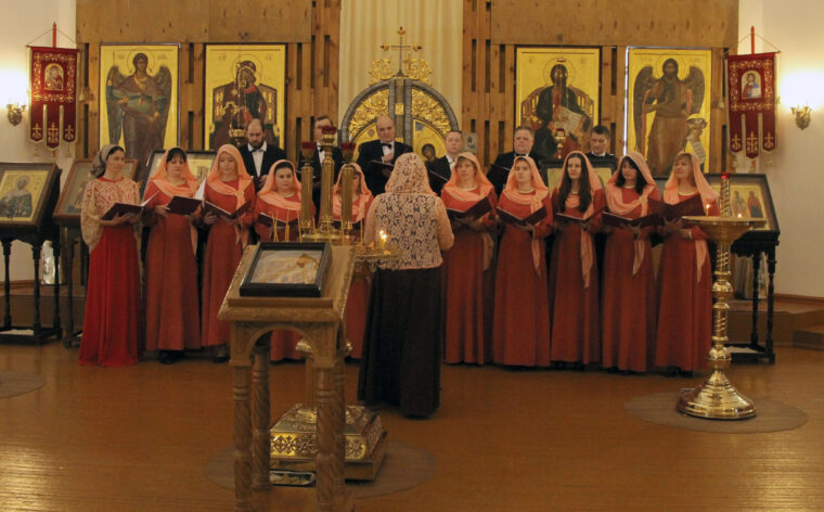 В Тверской Христорождественском монастыре в честь Всемирного Дня православной молодёжи состоялся концерт духовной музыки