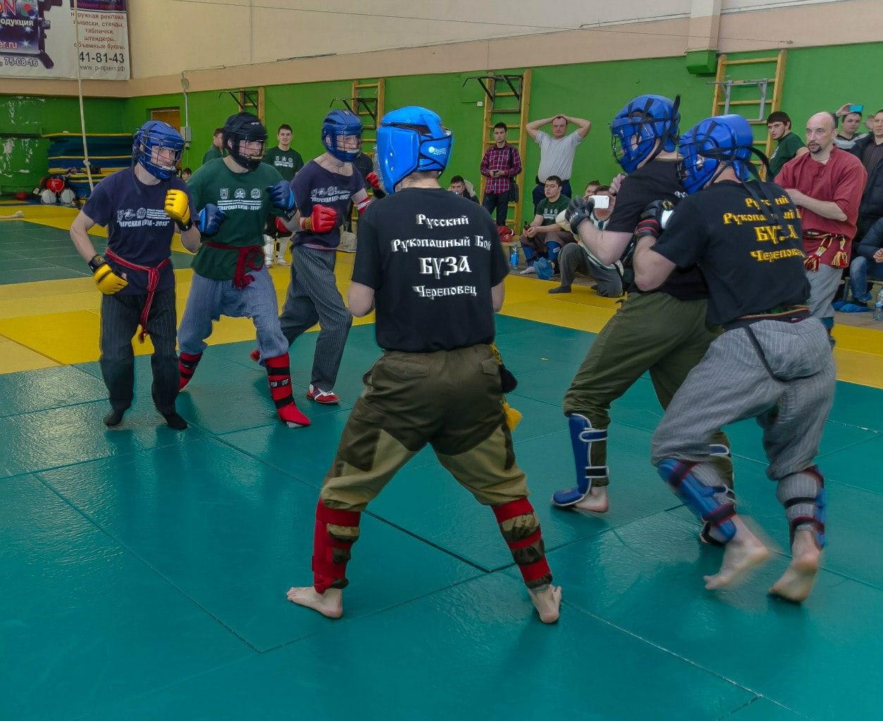 Тверь примет Всероссийский турнир русского рукопашного боя