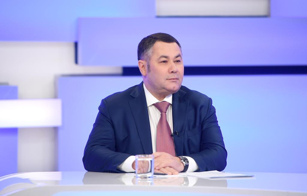 Губернатор Тверской области рассказал, как заработал свой первый рубль