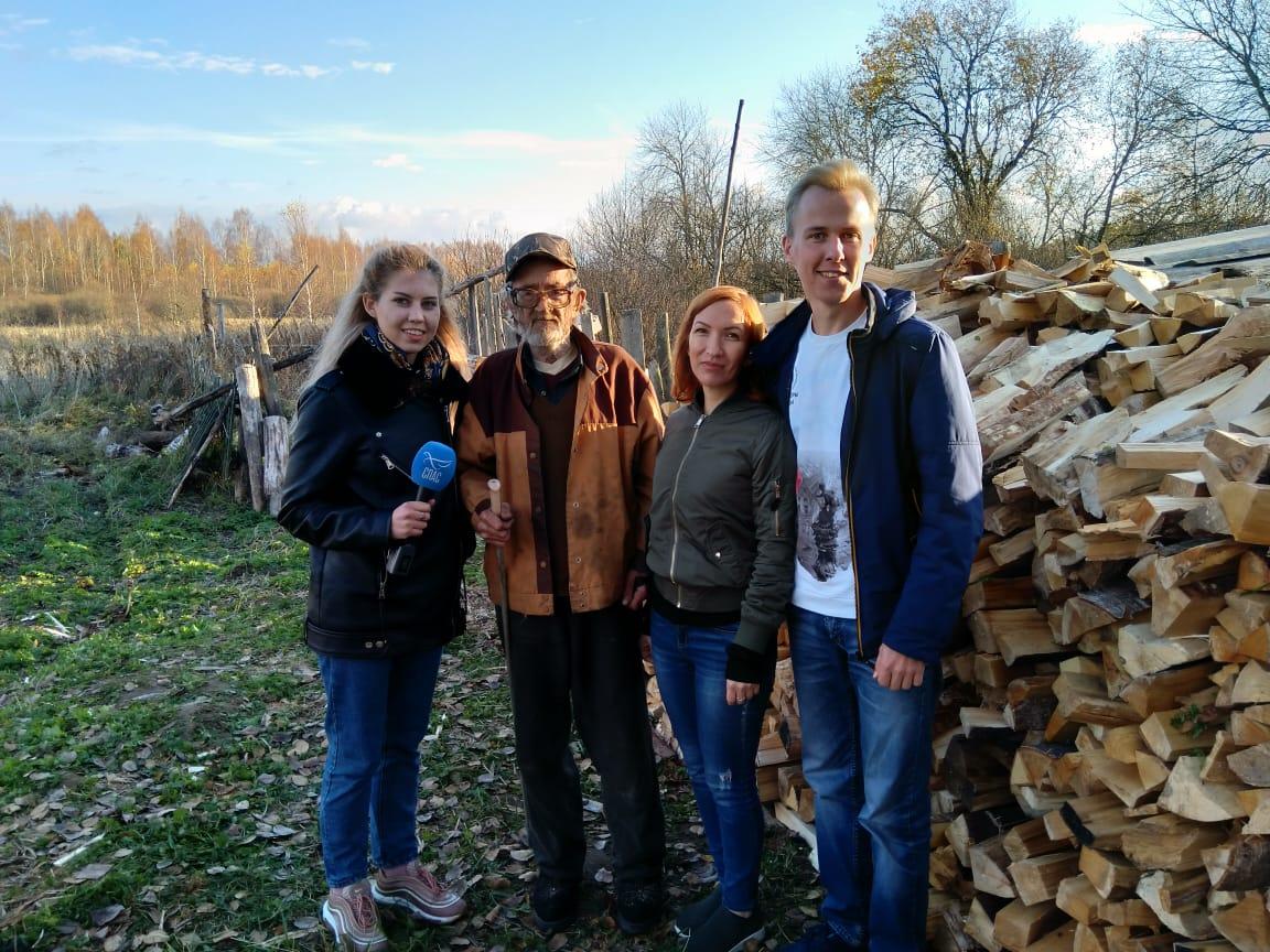 Благотворительный проект торжокского волонтёра номинирован на Всероссийскую премию