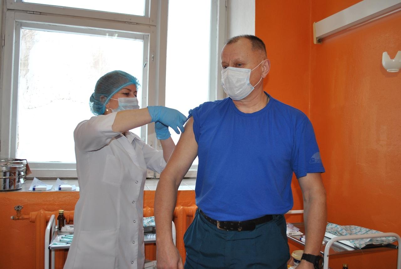 Прививочные бригады проводят вакцинацию жителей отдаленных районов Тверской области