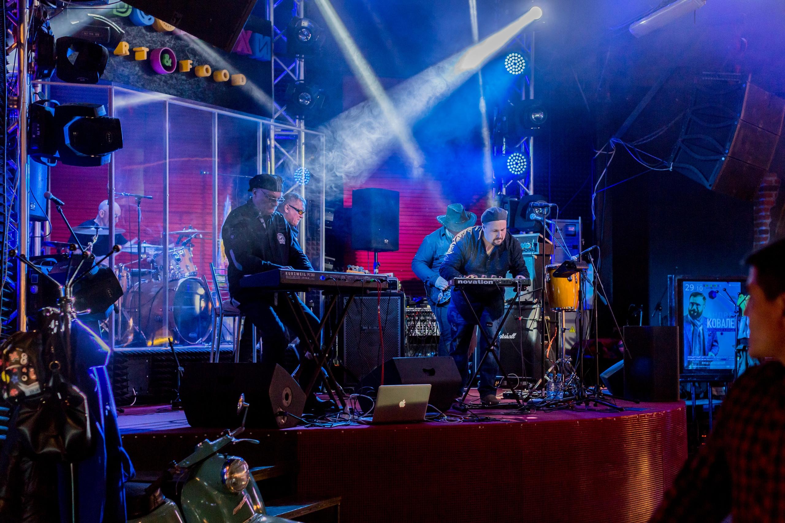 В Твери пройдет концерт кавер-версий группы Deep Purple