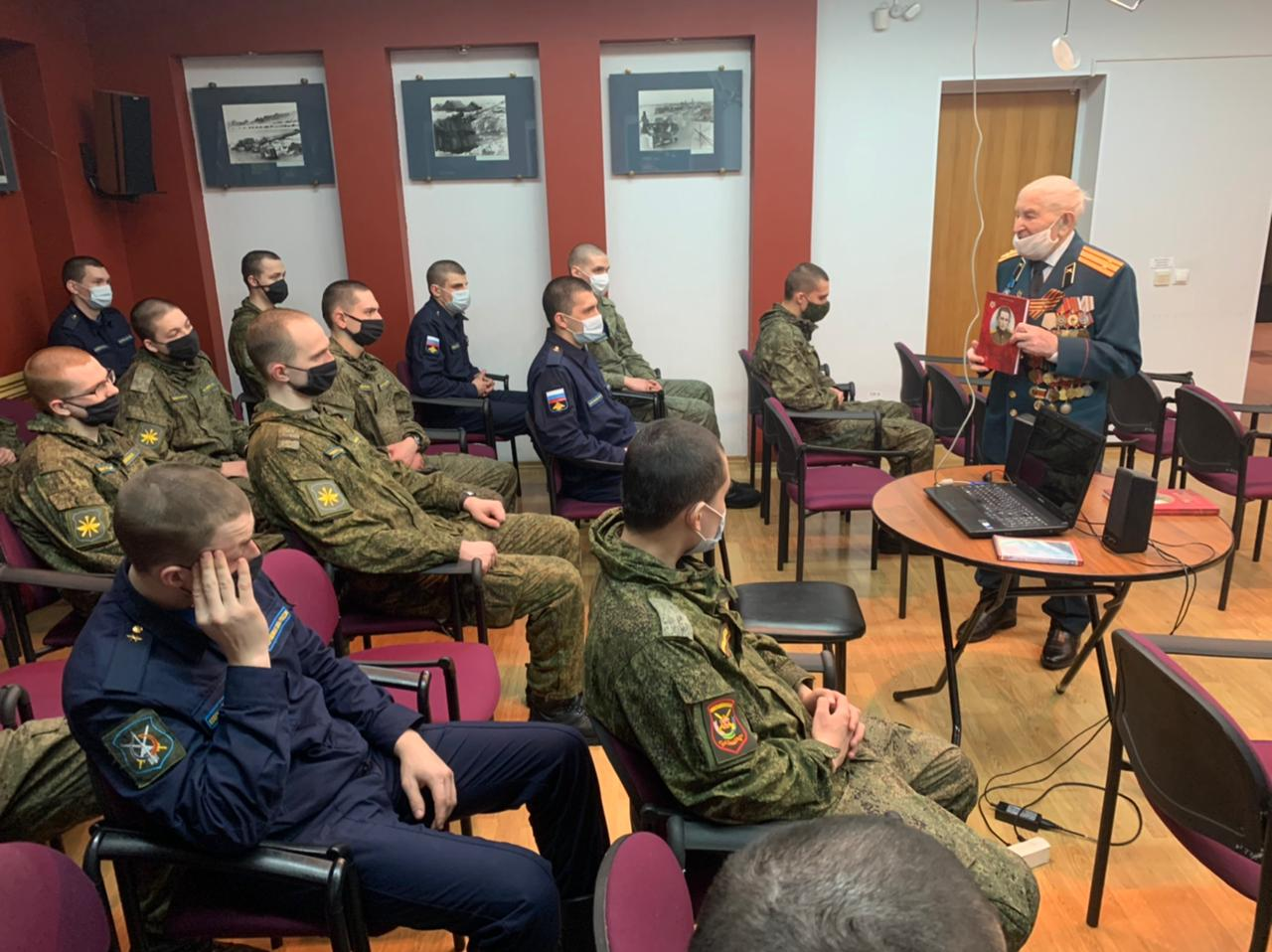 В Музее Калининского фронта представили книгу Ивана Кладкевича