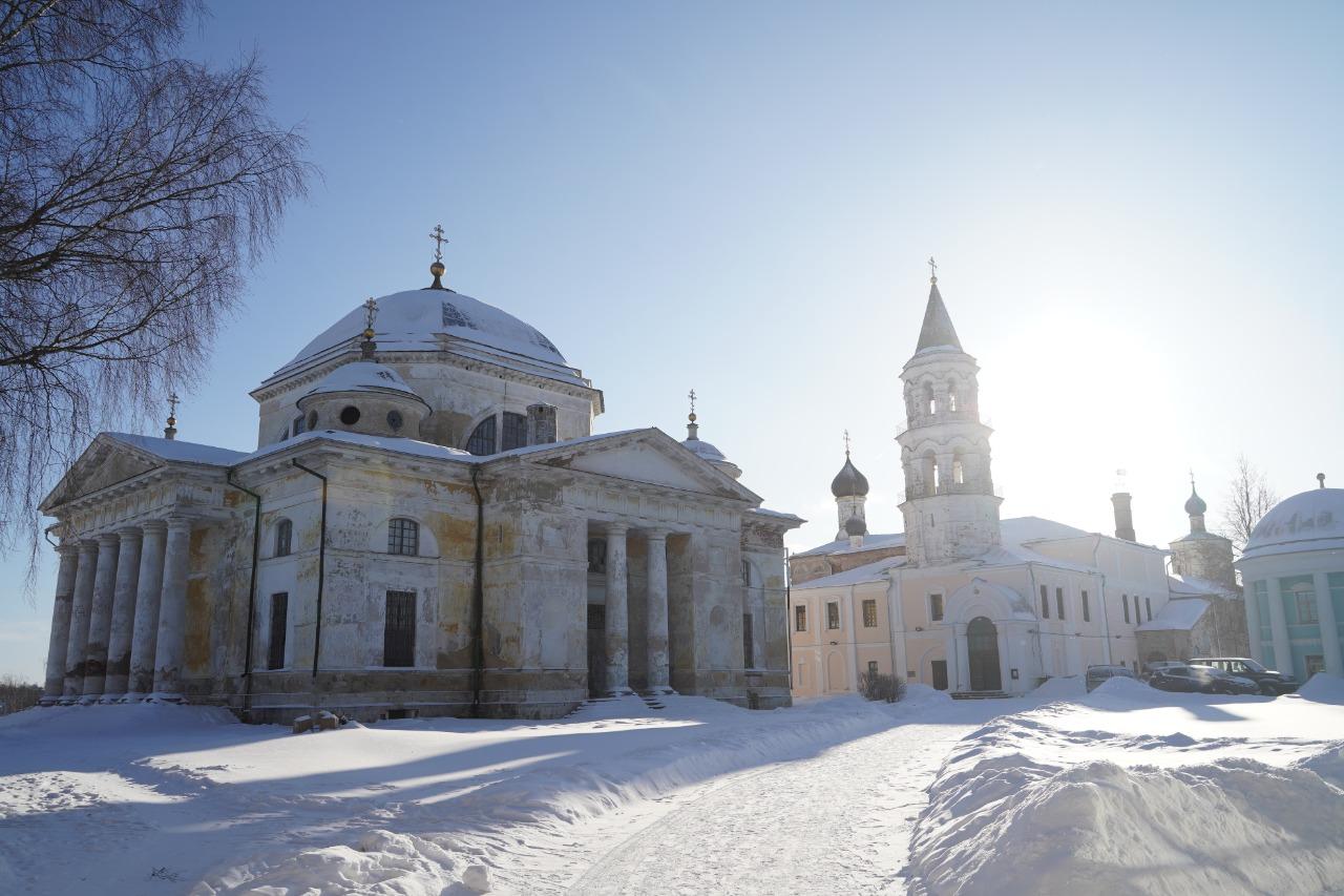 В Тверской области отреставрируют один из самых древнейших монастырей