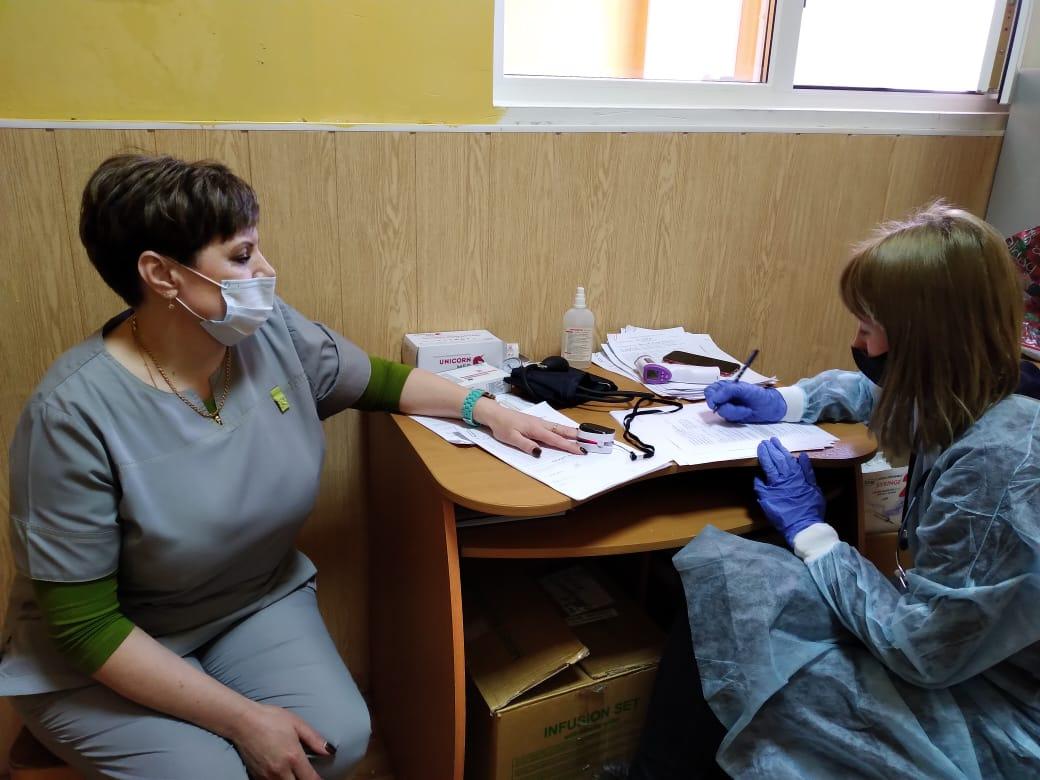 Ирина Сизова: В связи с пандемией наше учреждение работает в особом режиме
