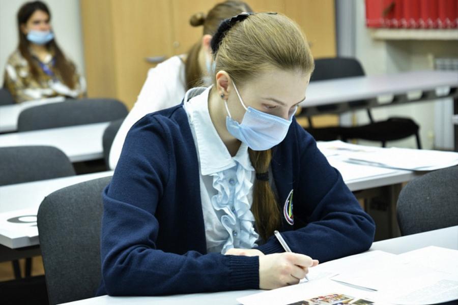 450 школьников Тверской области поучаствовали в региональном этапе всероссийских олимпиад