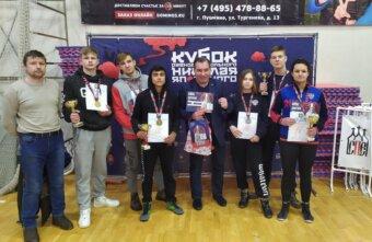 Конаковские спортсмены отличились на соревновании по боевому самбо