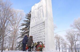 В Калязинском районе почтили память павших в Великой Отечественной войне