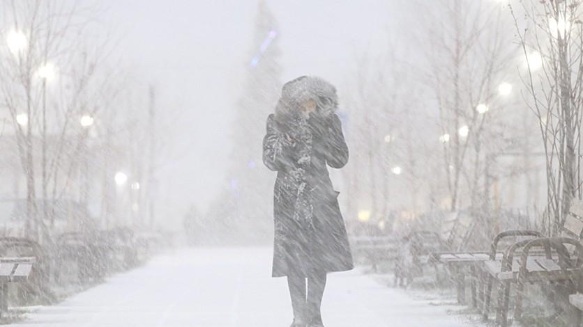 Сотрудники МЧС Тверской области подготовили сводку о погоде в Тверской области с 12 по 14 февраля