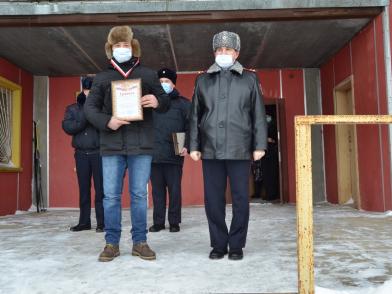 В Тверской области полиция организовала турнир по лыжным гонкам