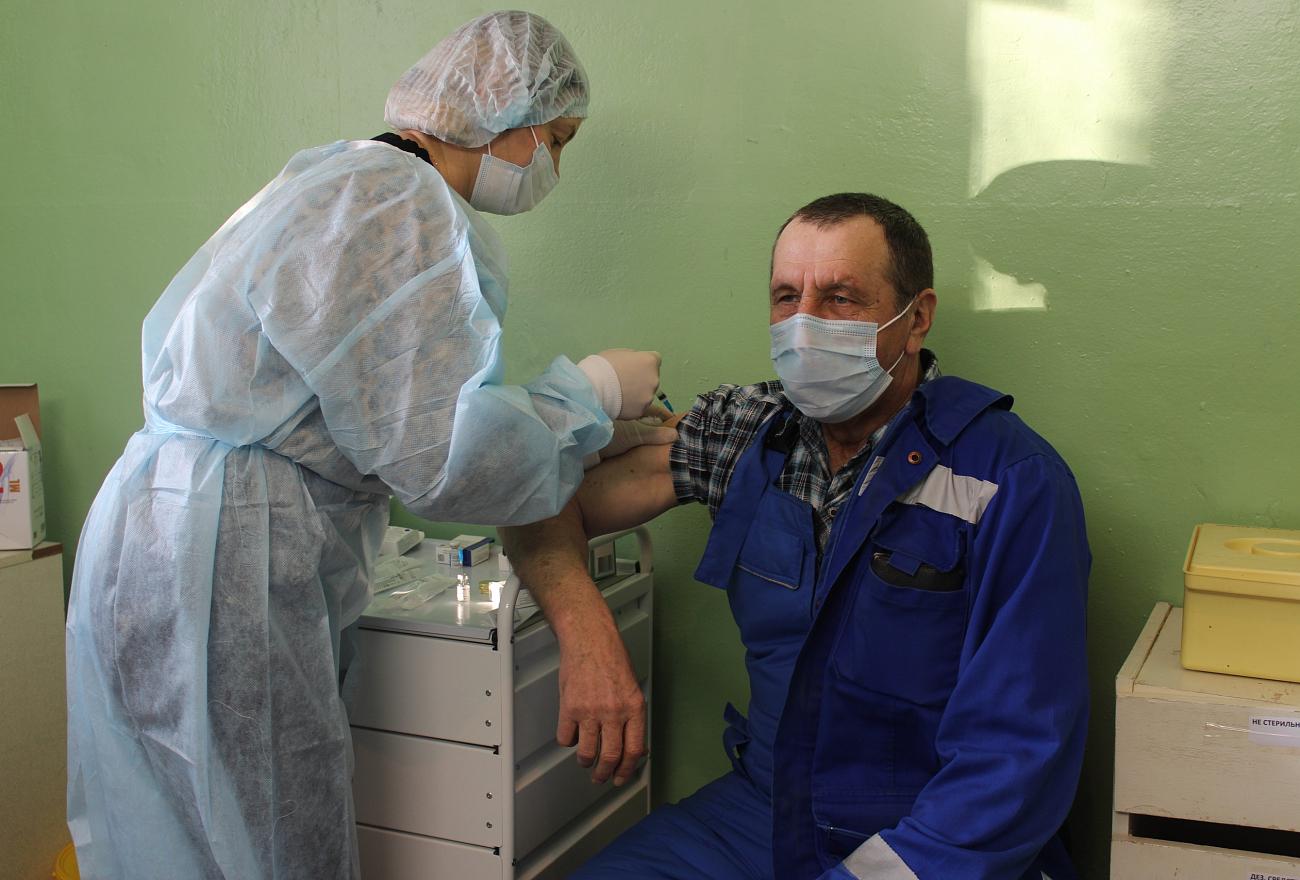 В Тверской области от коронавируса привились больше 40 тысяч человек