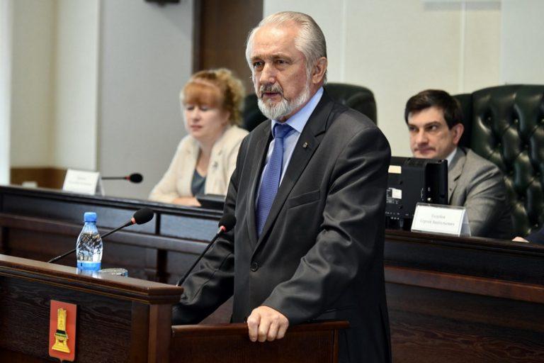 Владимир Данилов: Игорь Руденя уделяет достаточно внимания проектам АИП
