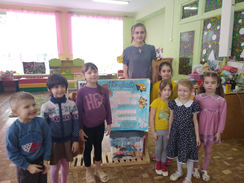В Ржевском районе отметили юбилей любимой детской поэтессы