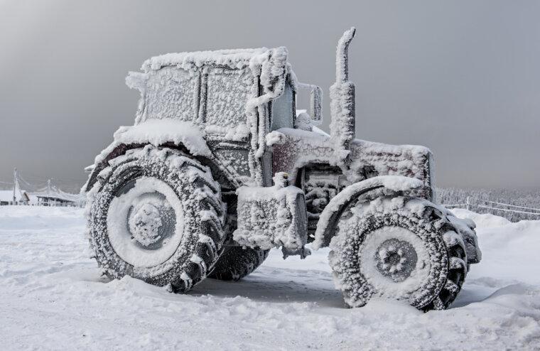 Водители самоходных машин в Тверской области стали меньше нарушать
