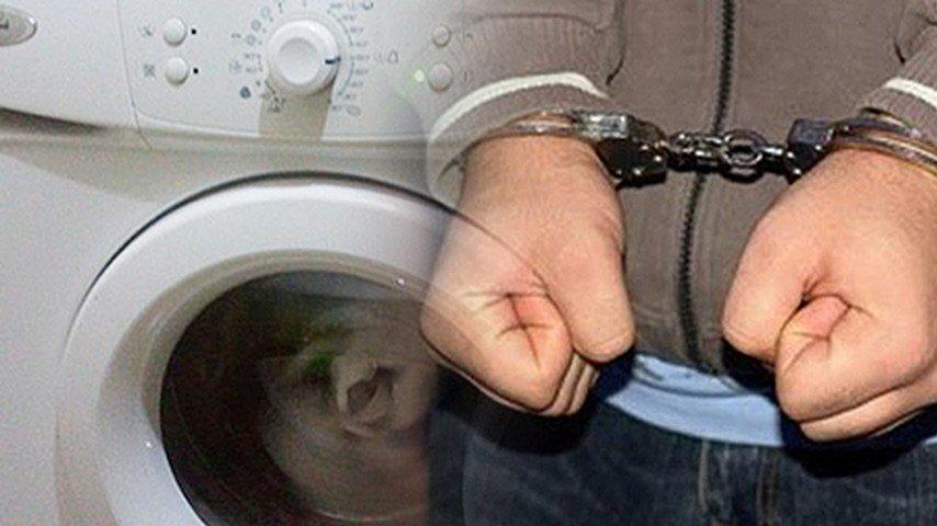 В Тверской области вор-рецидивист вынес стиральную машину через окно