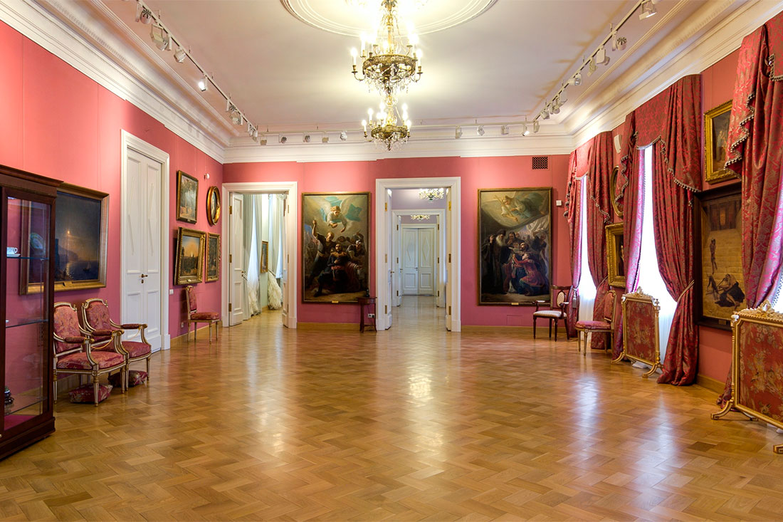 В Тверском императорском дворце пройдет музейно-музыкальная программ