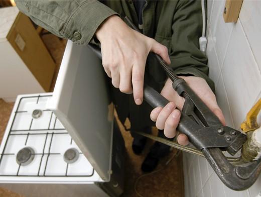 В Тверской области из столовой украли плиту и увезли на санках