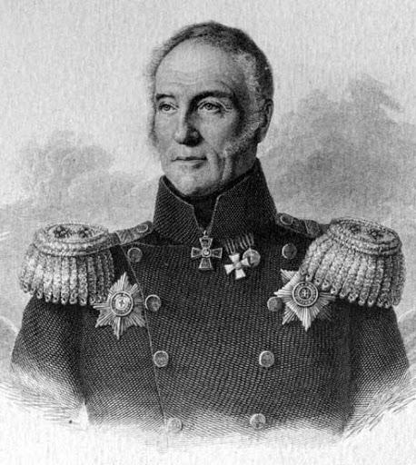Адмирал из Торопца: великому флотоводцу Петру Рикорду исполнилось 245 лет со дня рождения