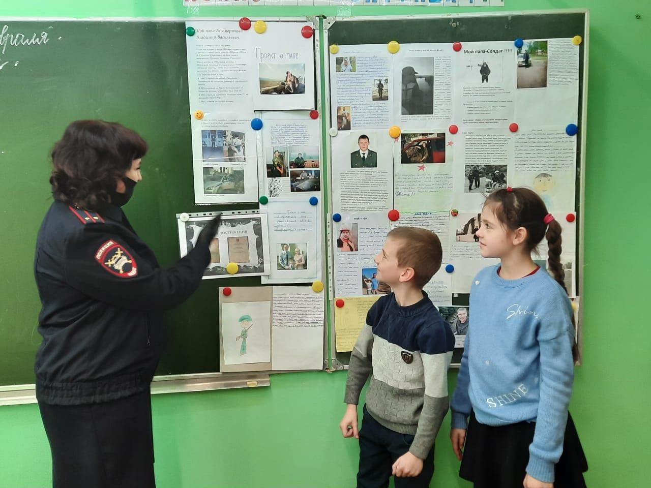 В Торопце школьники узнали, как правильно переходить дорогу зимой