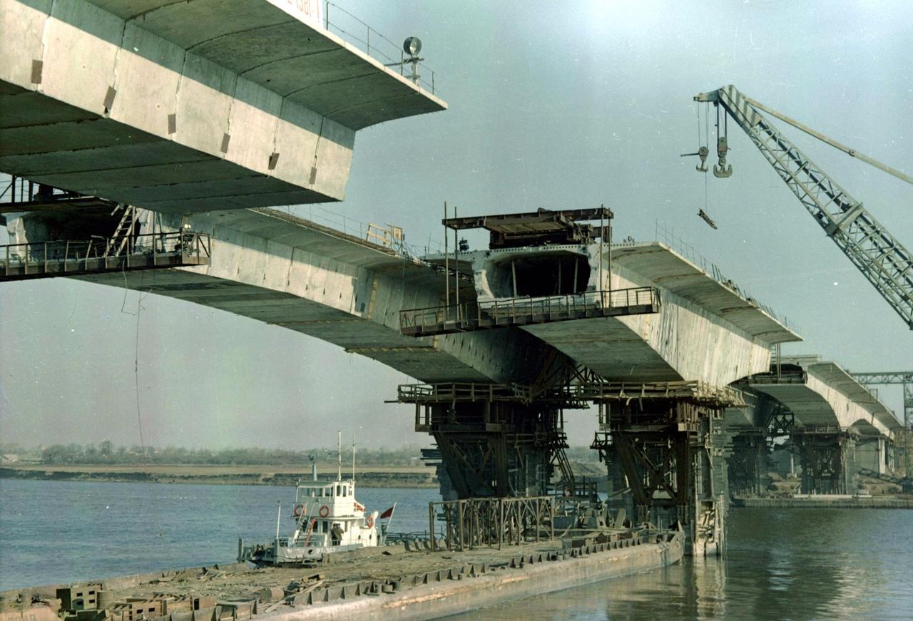 Галерея переправ: в какой архитектурный ансамбль впишется Западный мост