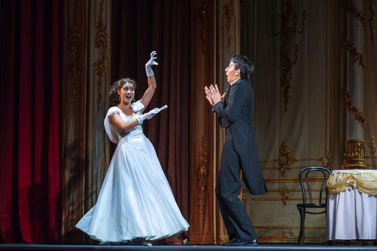"""В Тверском ДК """"Металлист"""" покажут Петербургскую оперетту с программой """"Сильва. Королева чардаша"""""""
