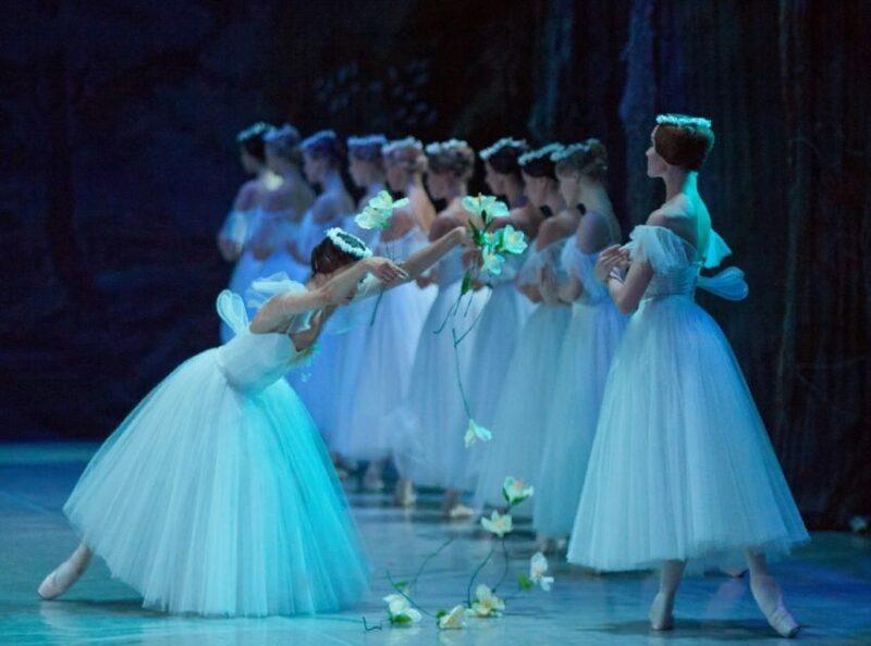 """В Твери покажут балет с музыкой Адольфа Адана """"Жизель"""""""