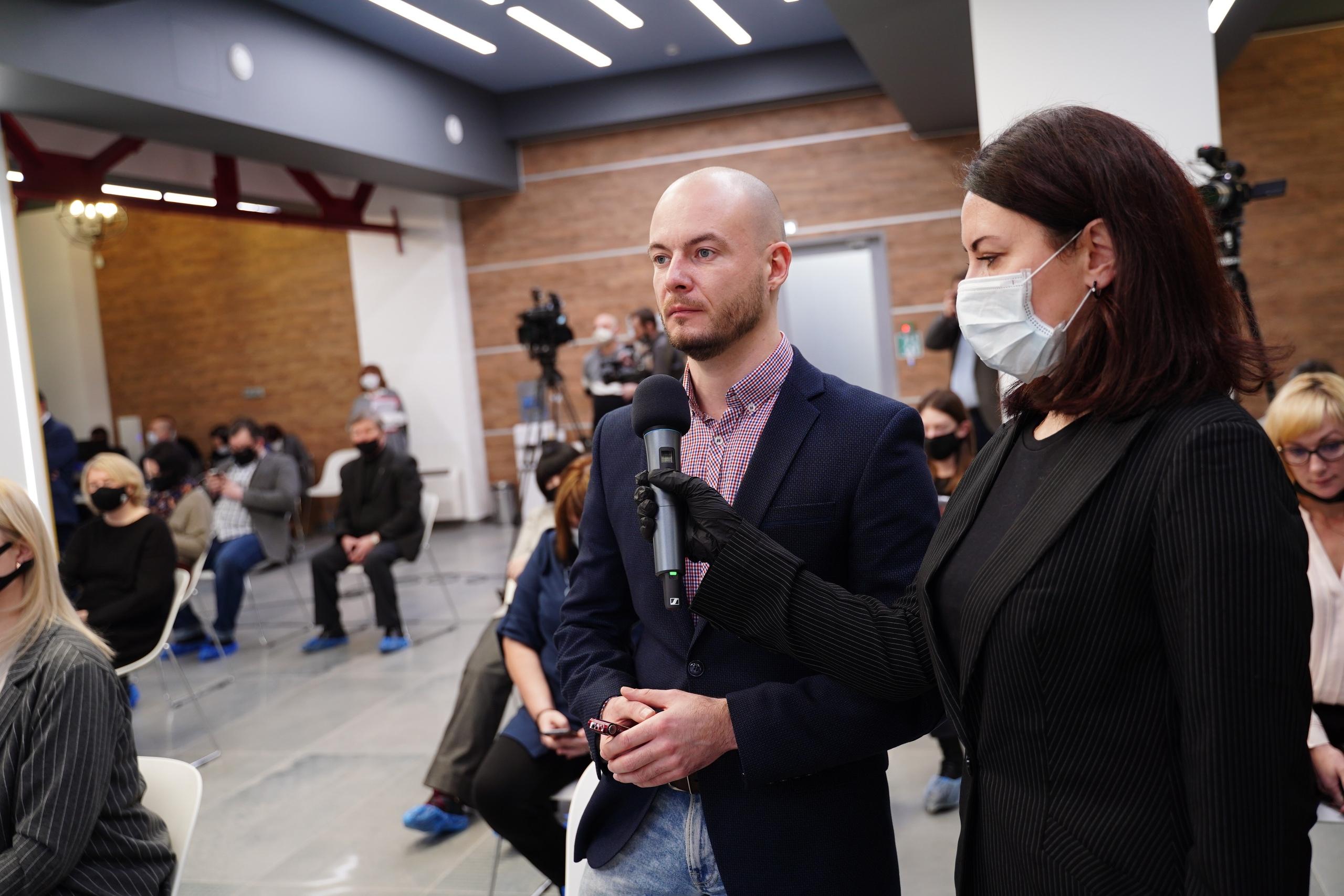 Игорь Докучаев: Форум муниципальных образований - это возможность «сверить часы»