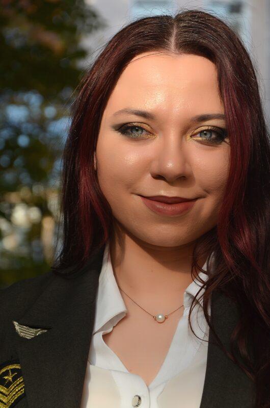 Кристина Небывалова: Замечательно, что мы чтим своих ветеранов