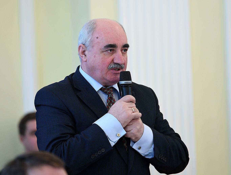 Давид Мамагулашвили:За пять последних лет в Верхневолжье реализован комплекс мер по укреплению устойчивости экономики