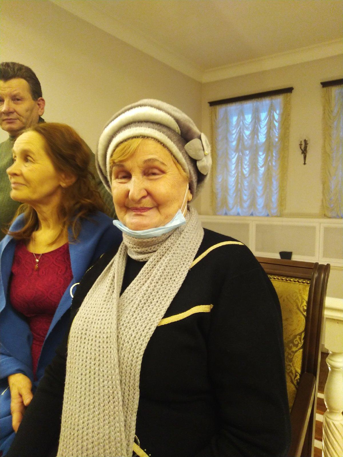 Татьяна Ивина: наш губернатор очень энергичный человек
