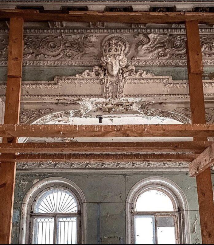 Блоггер показал жемчужину бежецкой архитектуры