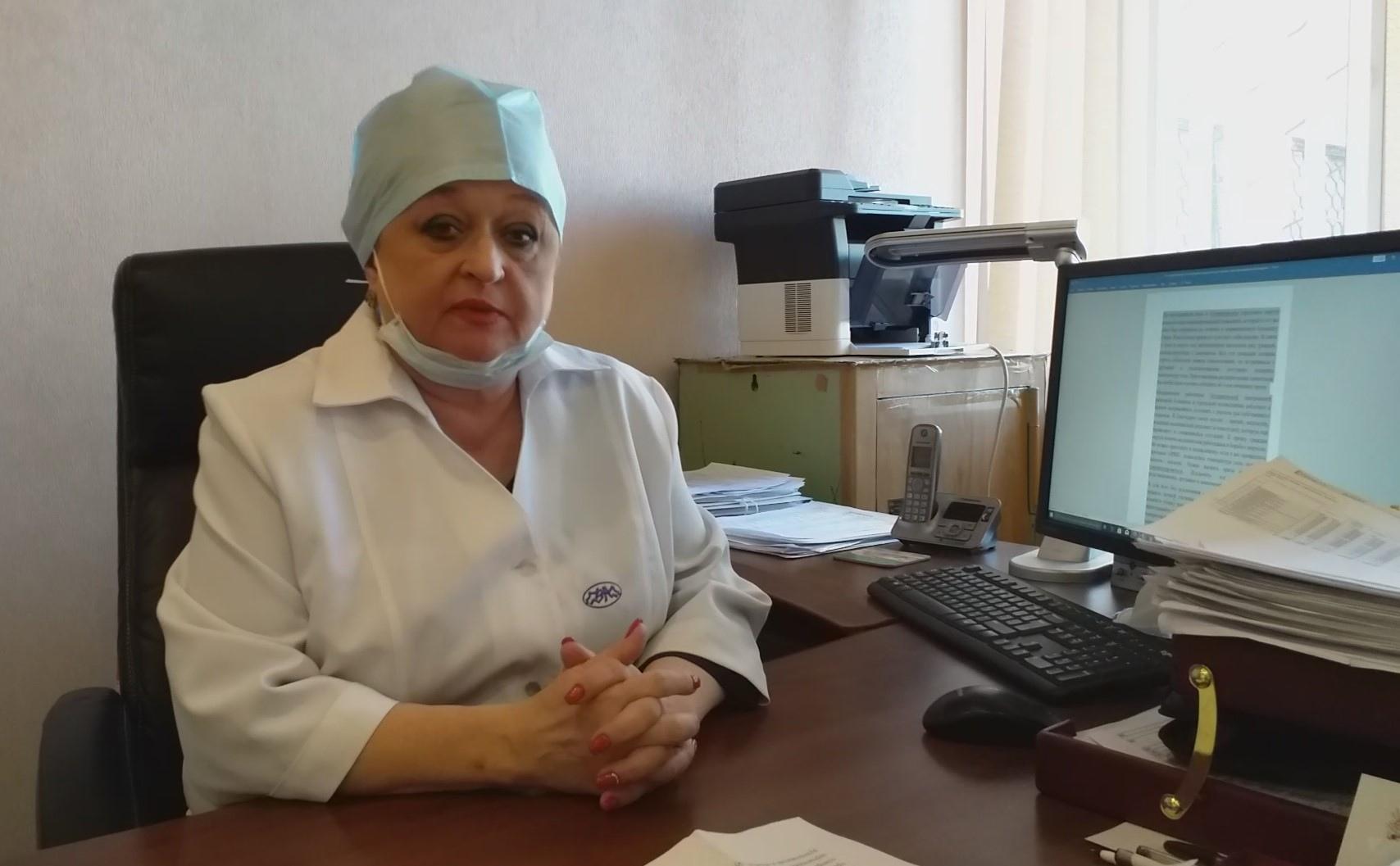 Татьяна Радина: Вакцина регулярно поступает в нашу больницу