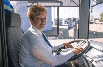 Верхневолжское АТП приглашает женщин на переобучение с дальнейшим трудоустройством