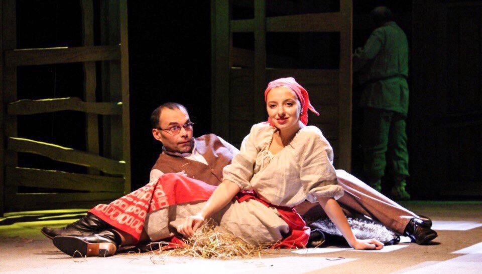 Страсти по Толстому: Владимир Коломак представил спектакль в Театре драмы