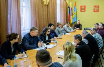 В Нелидово прошло заседание депутатов городской думы
