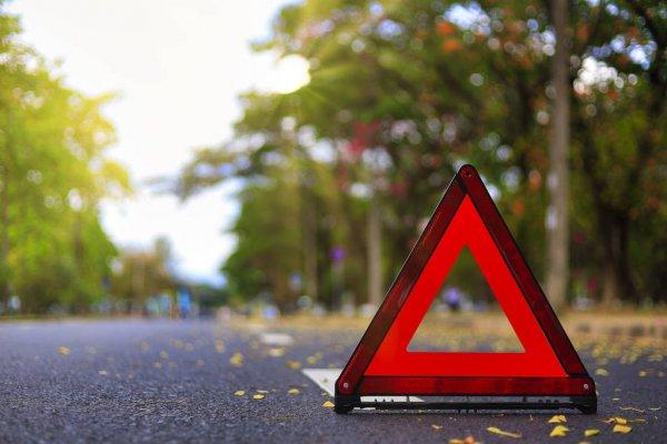 В Лихославльском районе пьяный водитель упал с мотоцикла