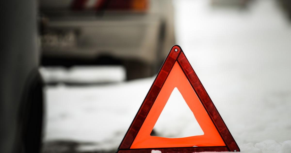 Два отечественных автомобиля попали в аварию в Тверской области