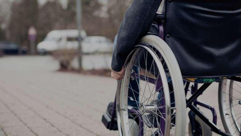 Инвалида-колясочника доставили в полицию