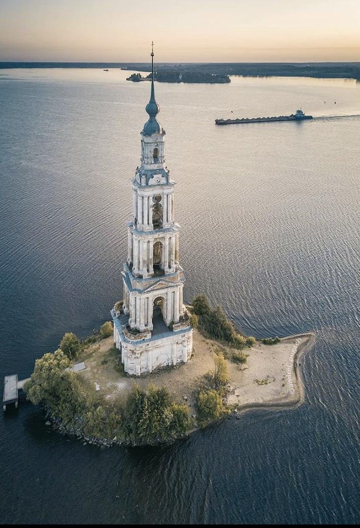 Шлейф истории: как складывается судьба Калязинской колокольни