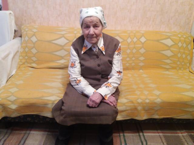 Нина Кукушкина: Это хороший воспитательный пример для подрастающего поколения
