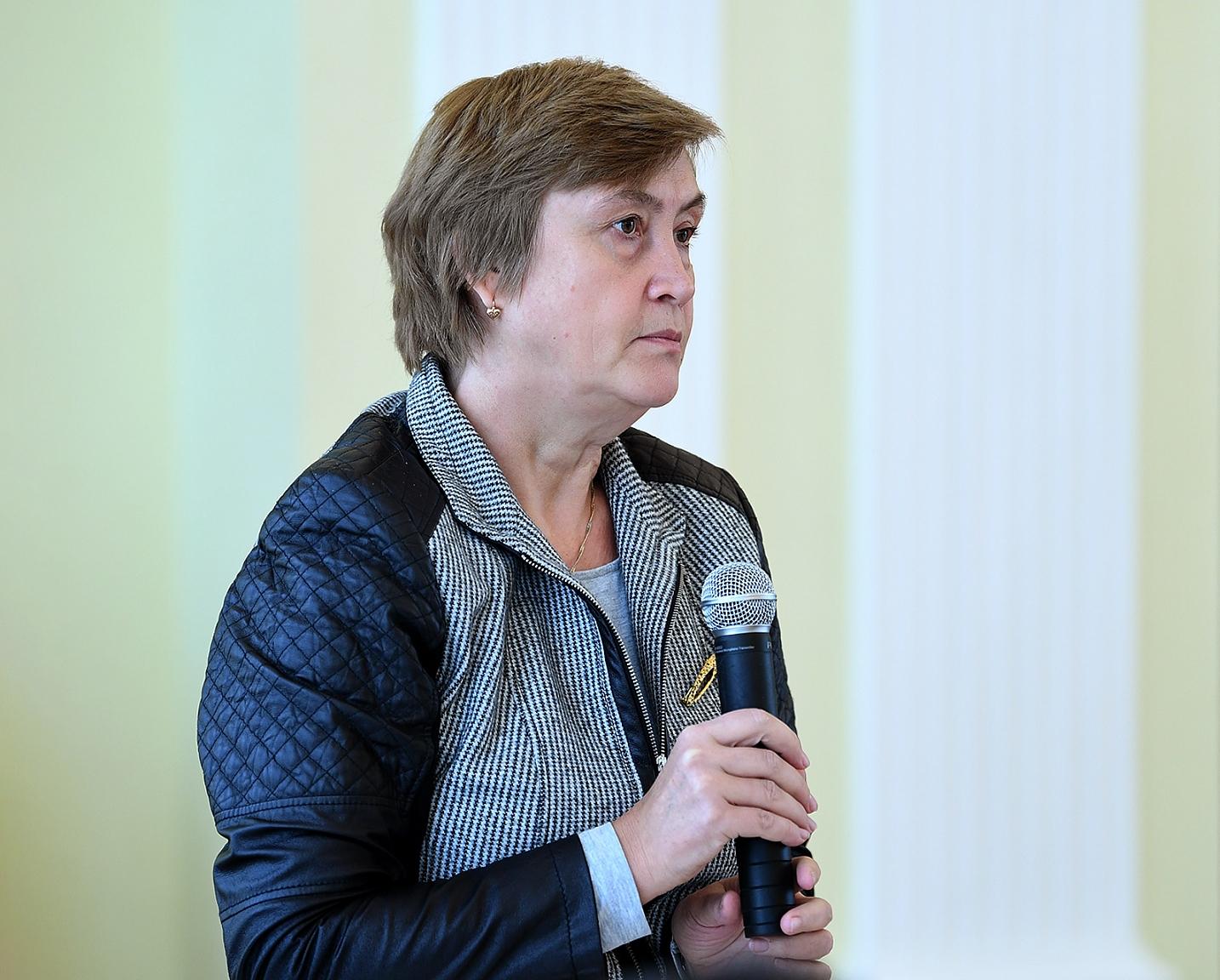 Галина Лапушинская: Нужен особый подход к территориям с низким уровнем включенности в валовой региональный продукт