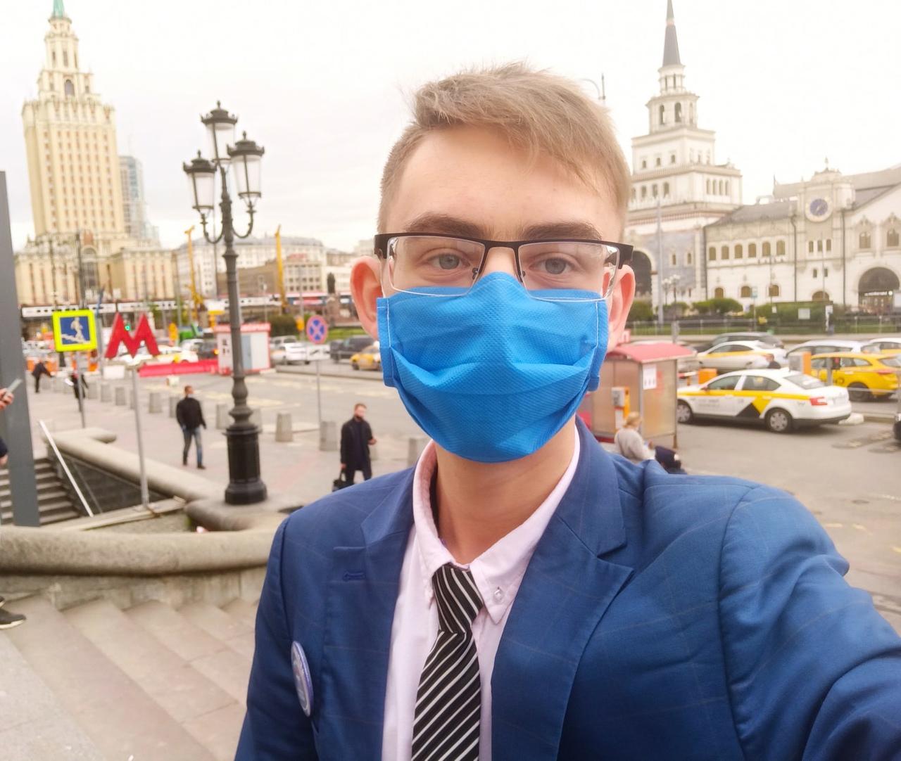Михаил Пышин: Мы видим, что в своей работе губернатор опирается на молодежь