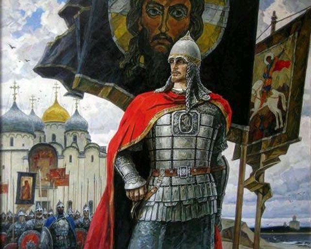 В Верхневолжье провели круглый стол посвященный Александру Невскому