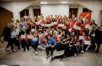 Активистки из ТвГТУ приняли участие в форуме Национальной лиги студенческих клубов