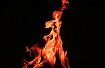 Пожар в Твери унес жизнь мужчины
