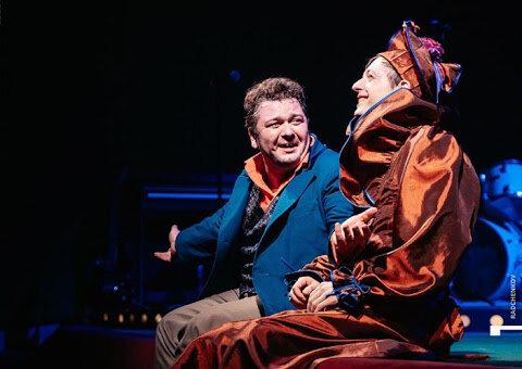 В Тверском театре драмы расскажут про любовь